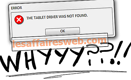Correggi il driver del tablet Wacom non trovato in Windows 10