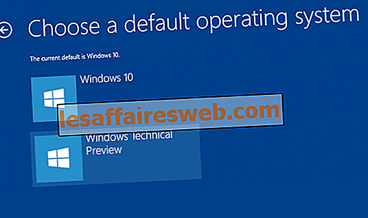 Cara Mengubah Sistem Operasi Default di Windows 10