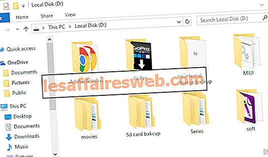 Fix File Explorer hebt ausgewählte Dateien oder Ordner nicht hervor