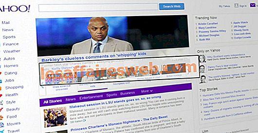 So wenden Sie sich an Yahoo, um Supportinformationen zu erhalten