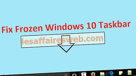 9 Möglichkeiten, eingefrorene Windows 10-Taskleisten zu reparieren