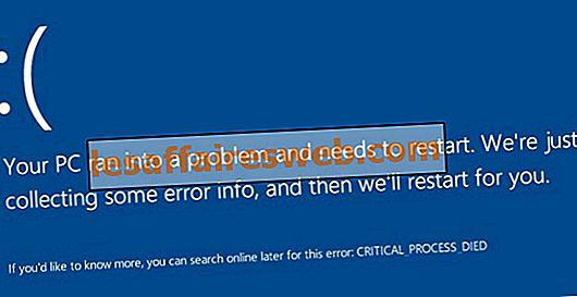 7 Möglichkeiten zur Behebung kritischer Prozesse in Windows 10