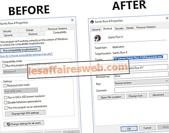 Rimuovi la scheda Compatibilità dalle proprietà del file in Windows 10
