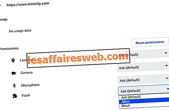 Chrome Flash Erlauben