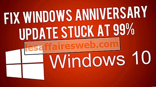 Behebung des Windows 10-Upgrade-Assistenten bei 99%