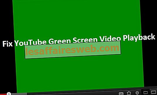 Behebung der YouTube Green Screen-Videowiedergabe