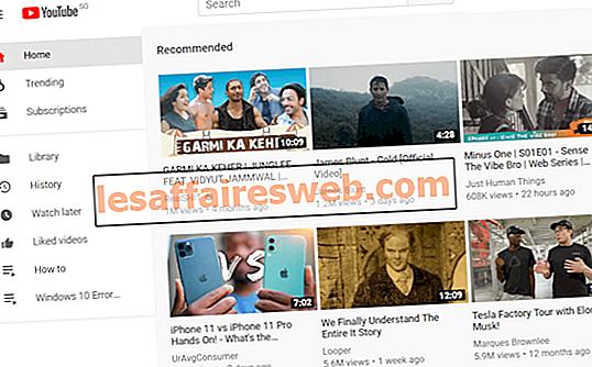 Débloquer YouTube lorsqu'il est bloqué dans les bureaux, les écoles ou les collèges?
