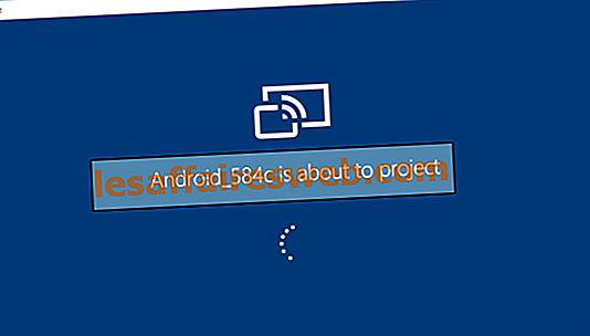 Comment mettre en miroir l'écran Android sur votre PC sans racine