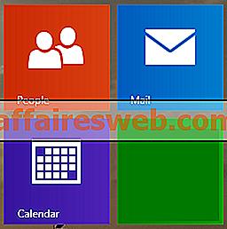 Perbaiki Mail, Kalender, dan Aplikasi Orang tidak berfungsi