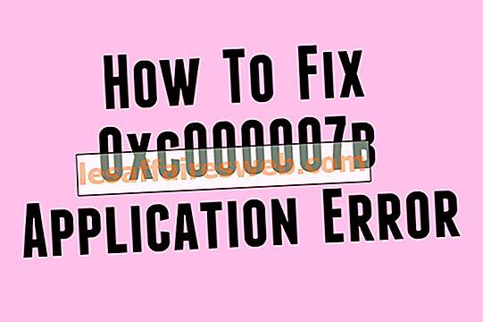 アプリケーションエラー0xc000007bを修正する方法