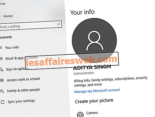 Ställ in standardanvändarloggningsbild för alla användare i Windows 10