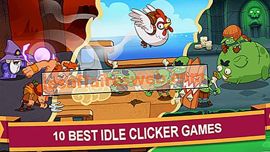10 meilleurs jeux Idle Clicker pour iOS et Android (2020)