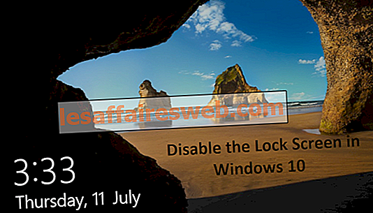 Deaktivieren Sie den Sperrbildschirm in Windows 10