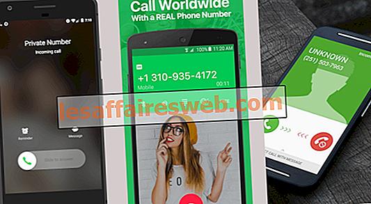 7 bästa falska inkommande samtalsprogram för Android