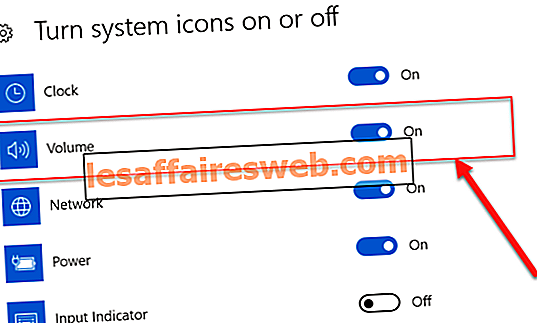 Windowsタスクバーのボリュームアイコンを元に戻すには?