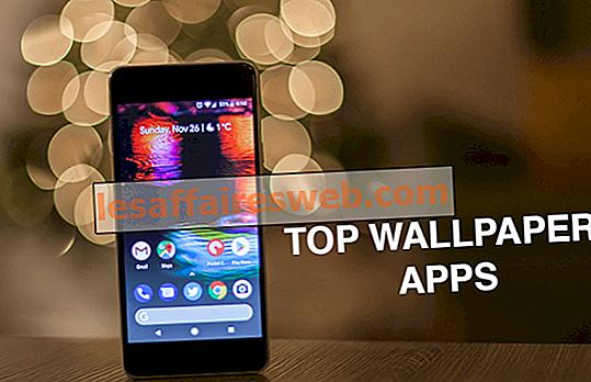 Topp 10 gratis Android-bakgrundsapplikationer för 2020