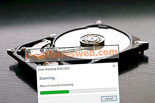 chkdskを使用してエラーのディスクを確認する方法