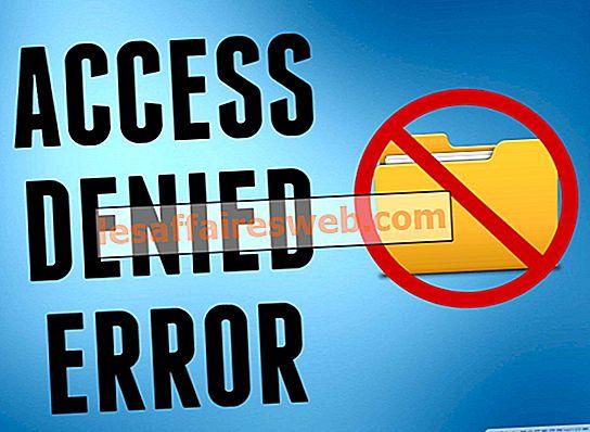 Fix Sie benötigen die Erlaubnis von SYSTEM, um Änderungen an diesem Ordner vorzunehmen