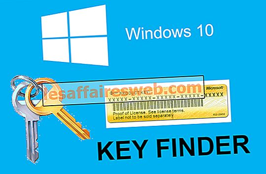 Trova il codice Product Key di Windows 10 senza utilizzare alcun software