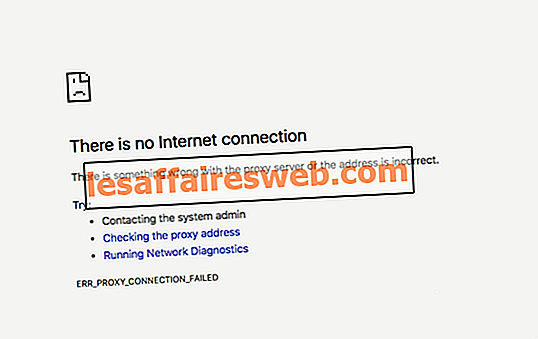 Non riesci a connetterti a Internet?  Correggi la tua connessione Internet!
