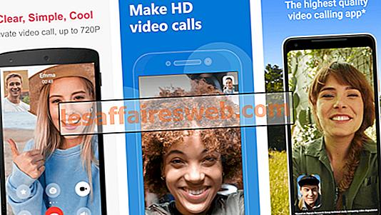 9 meilleures applications de chat vidéo Android (2020)
