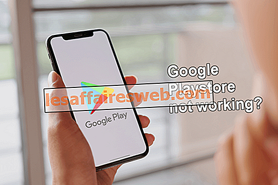 Google Play 스토어가 작동하지 않습니까?  고치는 10 가지 방법!