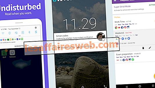 안드로이드를위한 10 가지 최고의 알림 앱 (2020)