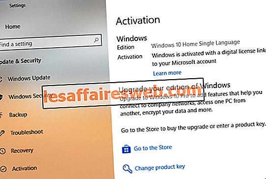 MicrosoftアカウントをWindows 10デジタルライセンスにリンクする
