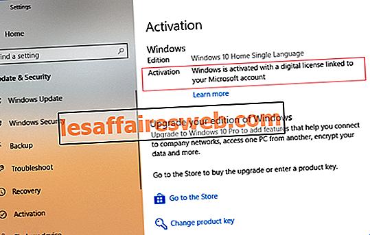 Windows 10이 정품 인증되었는지 확인하는 3 가지 방법