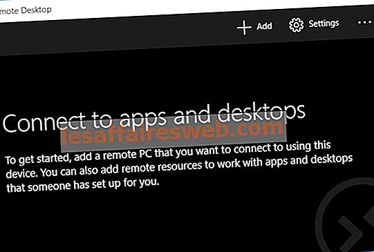 Windows 10でリモートデスクトップ接続をセットアップする方法