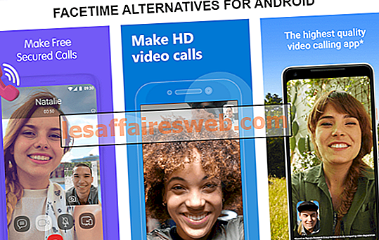 7 migliori alternative FaceTime per Android