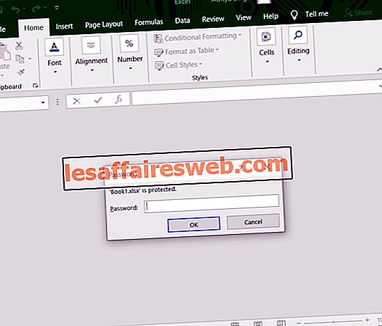 Hur man tar bort lösenordet från Excel-filen