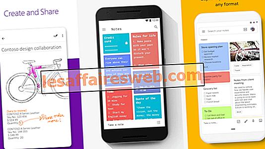 10 besten Notizen Apps für Android 2020
