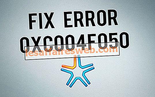 Fehler 0xC004F050 beheben Der Softwarelizenzierungsdienst hat gemeldet, dass der Produktschlüssel ungültig ist