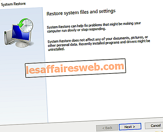 Windows 10でシステムの復元を使用する方法