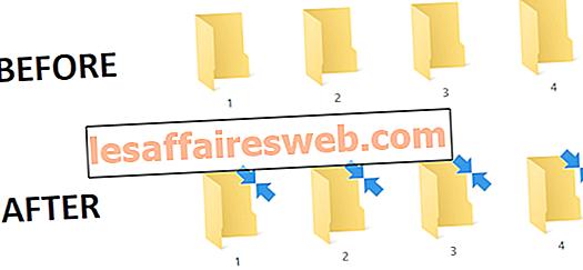 Entfernen Sie das blaue Pfeilsymbol in komprimierten Dateien und Ordnern in Windows 10