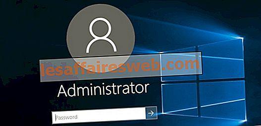 Windows 10에서 기본 제공 관리자 계정 활성화 또는 비활성화
