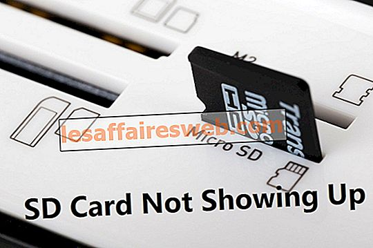 SDカードが表示されない、または機能しない5つの方法