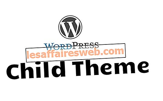 Creazione di temi figlio in WordPress