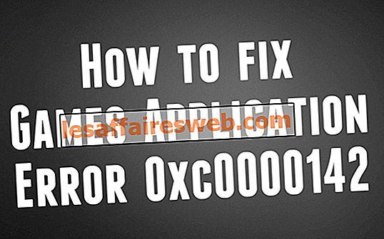 Come risolvere l'errore dell'applicazione giochi 0xc0000142