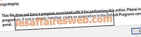 Questo file non ha un programma associato per eseguire questa azione