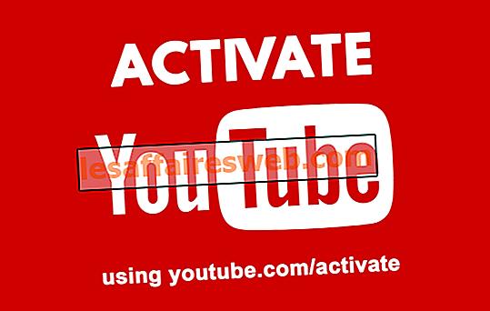 Aktifkan YouTube menggunakan youtube.com/activate (2020)