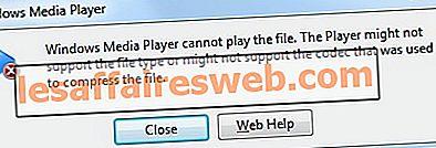 Fix kann keine MOV-Dateien unter Windows Media Player abspielen