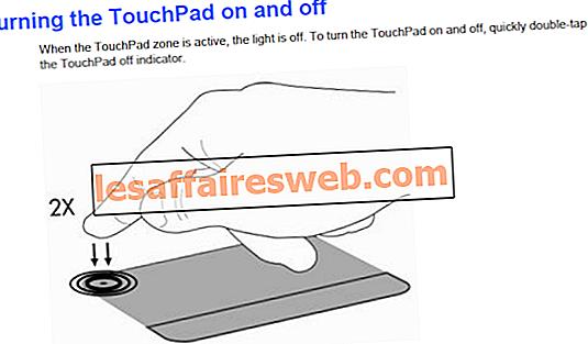 Behebung, dass das HP Touchpad unter Windows 10 nicht funktioniert