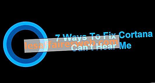 7 sätt att fixa Cortana kan inte höra mig