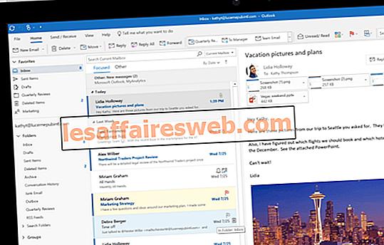 Comment démarrer Outlook en mode sans échec